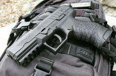 Extrem de PUTERNIC Pistol Airsoft Walther P99 Full Metal/Blow Back4,7j
