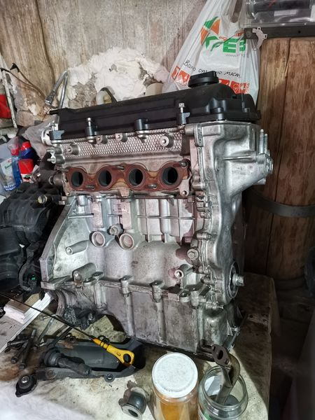 Двигател Хюндай и 20 гр. Батак - image 1