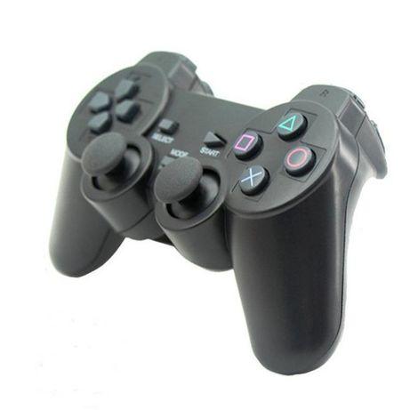 Джойстик (контролер) за компютър, PS2 и PS3 Безжичен Нов с Гаранция