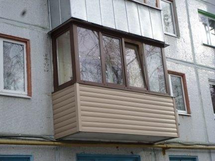 Профессиональный ремонт балкона под ключ