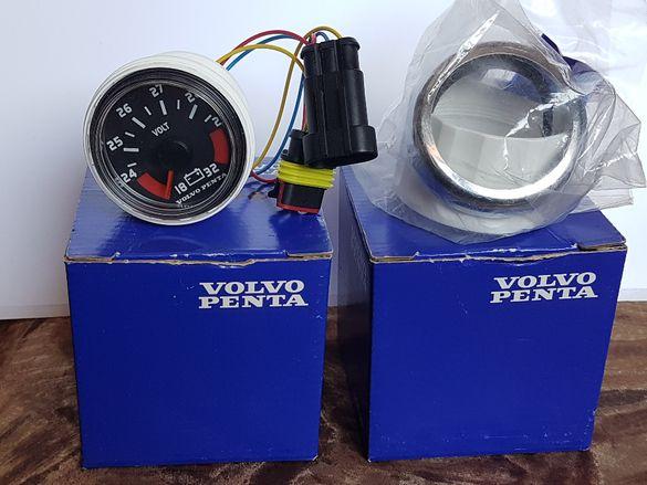 Волтметър 18-32V Volvo Penta VP874913
