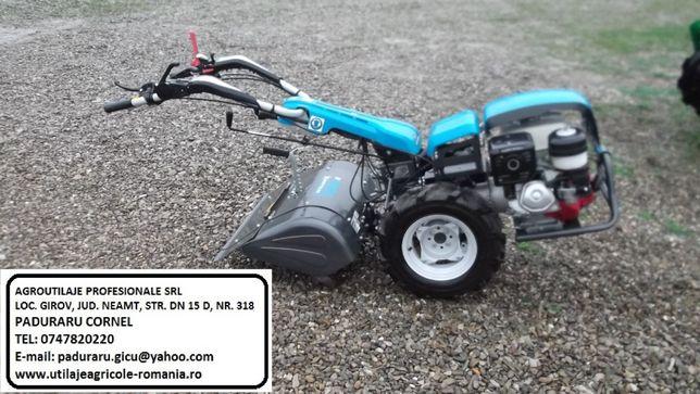 Motocultor Bertolini 413S, GX 390, 13 CP cu freza 70cm