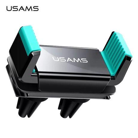 Стойка за телефон  USAMS с двоен прекрепящ механизъм