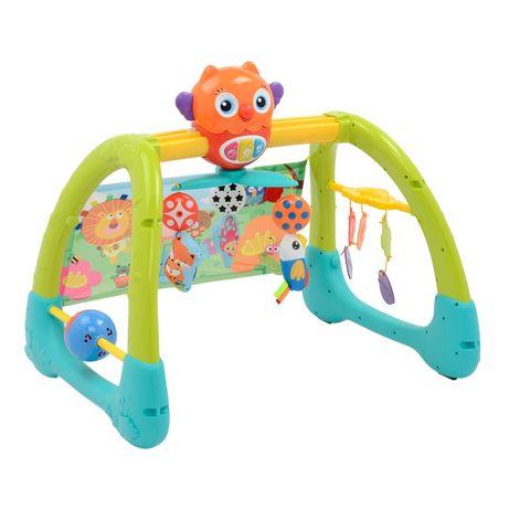 Centru de activitati M-Toys, ideal pentru nou-nascuti si bebelusi