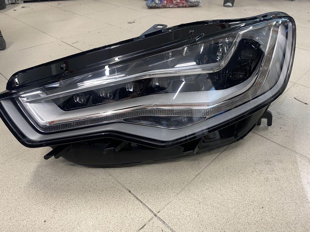 Фар фарове за Audi A6 Full Led Ауди А6 Фул лед far audi a6