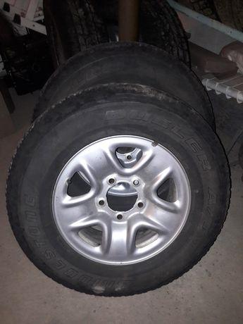 колёса на 17