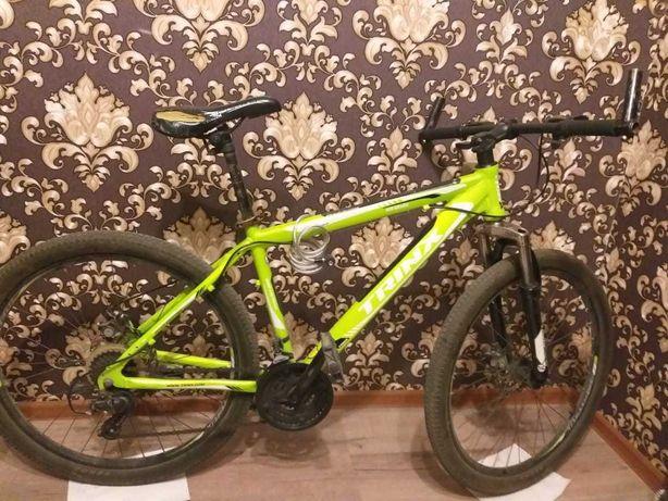 Велосипед Trinx в нормальном состоянии