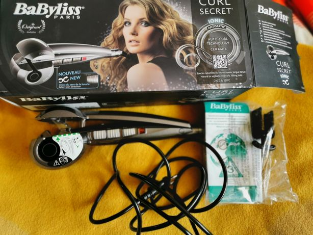 BaByliss curl secret ionic antistatic.Ondulator