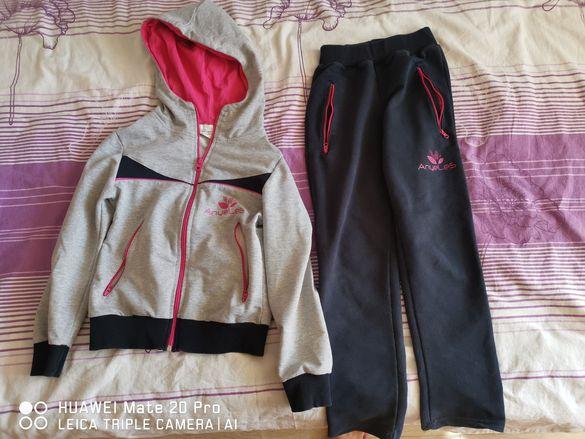 Детски дрехи за момиче 6-7 г, размери 122,128