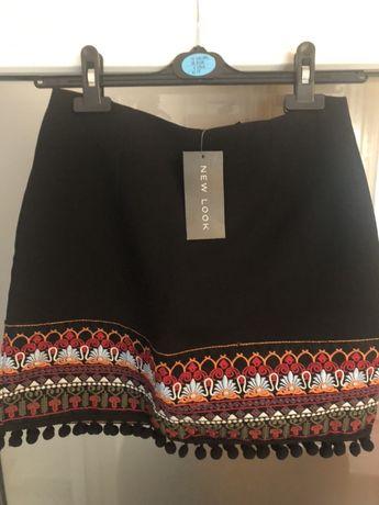 Fusta scurta New Look/ H&M Marimea S