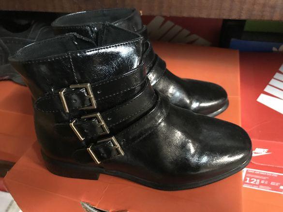 Зимни Обувки Zara боти момиче 29 номер нови