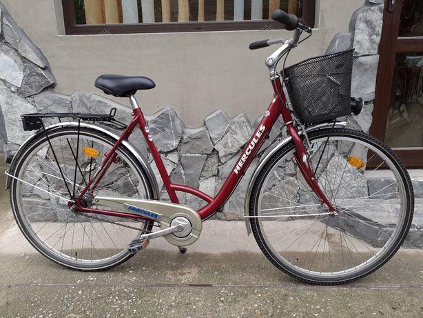 Bicicleta de dama pe 28 Germania