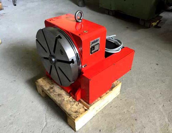 CNC Делителен апарат 220mm и 355mm за Фреза или Център с ЦПУ CNC