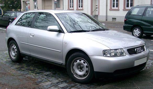 Audi a3 1.9 TDI 101 НА ЧАСТИ !!!