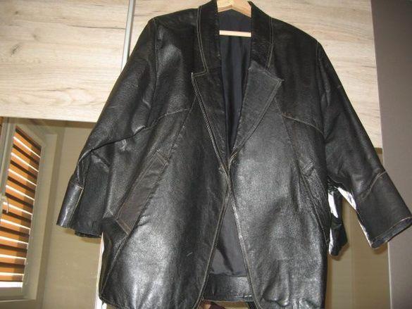 продавам дамско сако от естествена кожа -15.лева