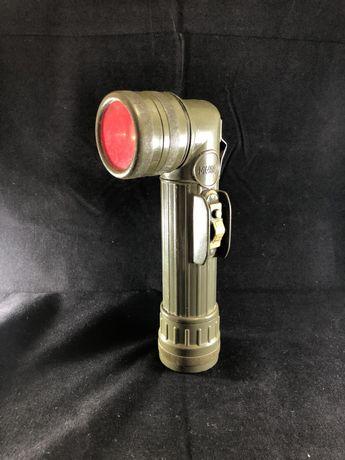 Lanterna militara Fulton USA armata vintage veche de colectie ww2