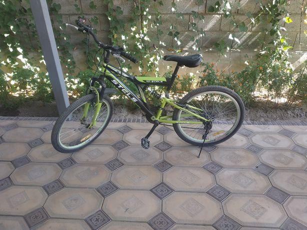 Велосипеды бмв и Стелс