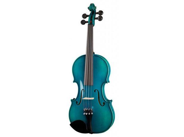 Vioara Acustica din Lemn 4/4 Blue
