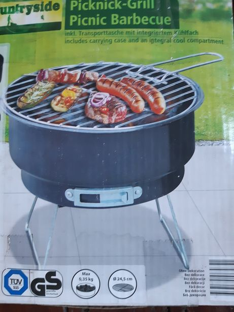 Set grill picnic + izotermă