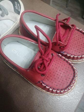 Pantofi piele cu talonet mar 23