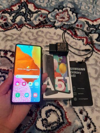 Samsung Galaxy A51 память 128гб