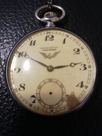 Часовник мовадо, MOVADO