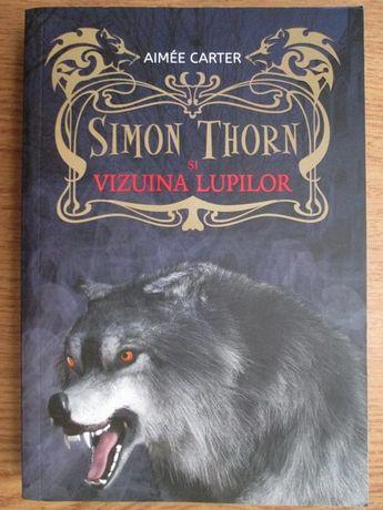 Beletristica 2 volume Aimee Carter - Groapa cu serpi si Vizuina lupilo