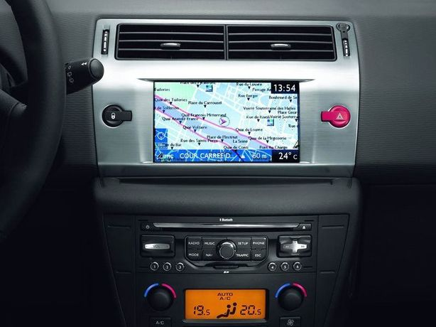 SD Card Navigatie Citroen C3 C4 C5 C8 DS3 MyWay (RNEG) Europa Romania