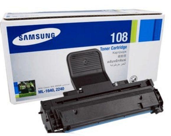 Imprimanta Samsung HP si Toner Samsung MLT-D1082S Negru original