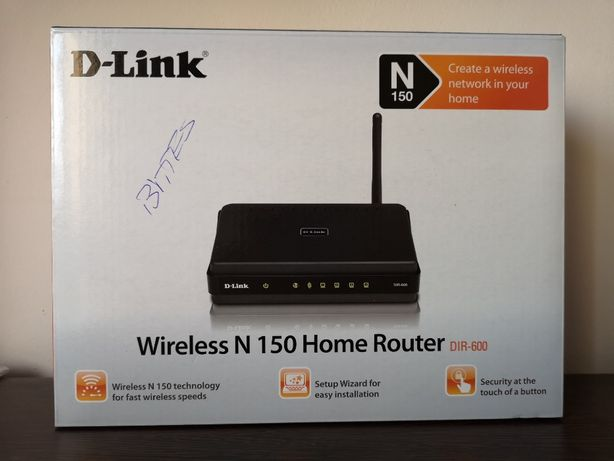 Vand router wireless D link N150