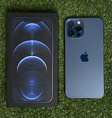 Iphone 12 Pro Max 256GB Ломбард ТехноАқша код товара 2291