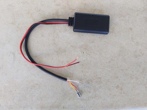 BMW Bluetooth AUX - безжично слушане на музика блутут аукс БМВ Е60 E60