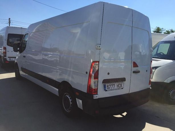 Usi spate Renault Master 2.3 euro 5