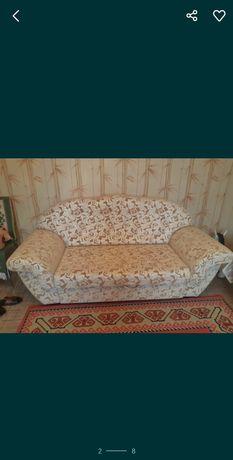 Продам шикарный Белорусский диван-кровать с креслом