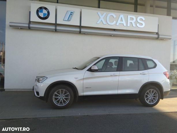 BMW X3 BMW X3 20D Xdrive