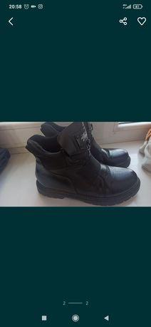 Осенняя обувь для девочки