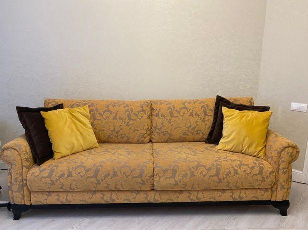 Белорусский уголок отдыха (диван +2 кресла)