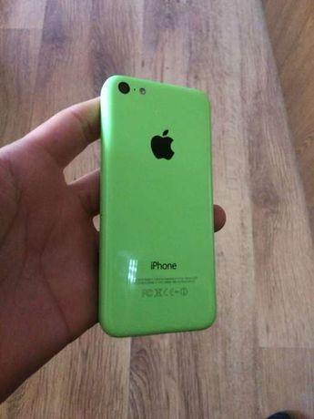 Spate iphone 5c verde