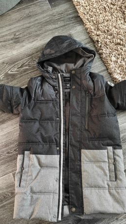 Зимняя куртка фирмы reserved 140 рост