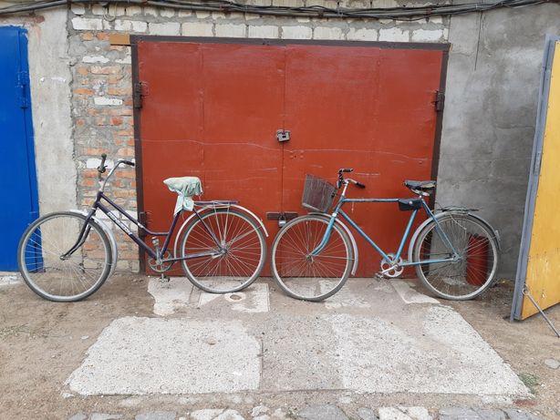 Продам велосипед 2 шт