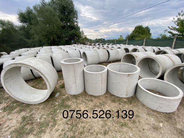 Tuburi beton armat (role,fantana,sahturi,canalizare)
