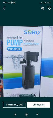 Для аквариума фильтр овогоеватель лампа