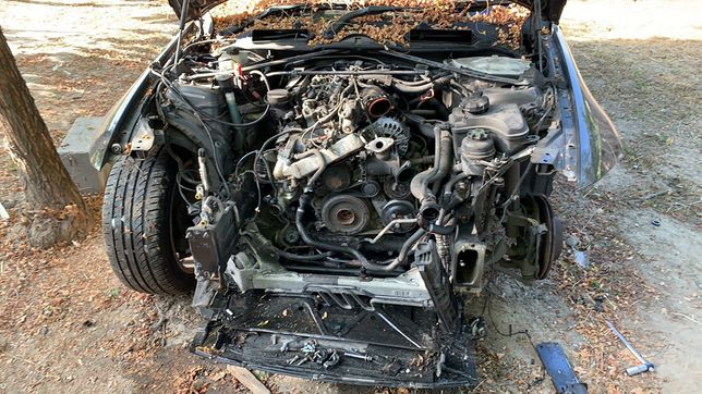 Dezmembrez Bmw Seria 3,e90, 2.0 diesel lci