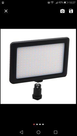 Видео свет Прожектор накамерный свет