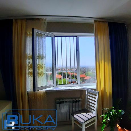 Москитные сетки , защита  детей , замок на окна , решетки на окна .