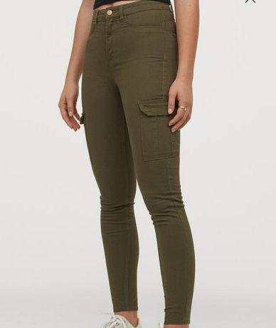 Pantaloni damă H&M Noi