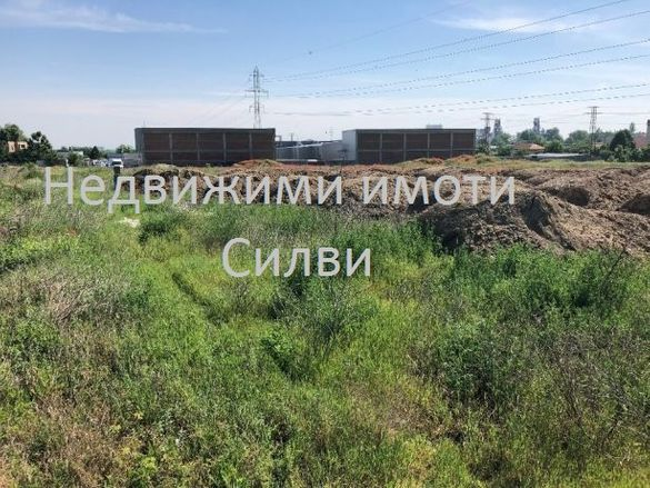 ПАРЦЕЛ, район - Индустриална зона