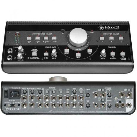Mackie big knob контроллер