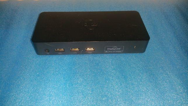 Docking station DELL D3100 USB 3.0 compatibil cu Latitude Precision