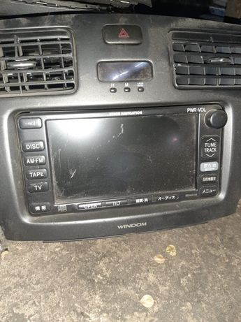 Мониторы Toyota Windom